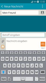 Samsung N910F Galaxy Note 4 - MMS - Erstellen und senden - Schritt 14
