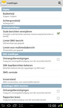 Samsung P3100 Galaxy Tab 2 7-0 - SMS - Handmatig instellen - Stap 5