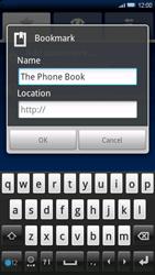Sony Xperia X10 - Internet - Internet browsing - Step 9