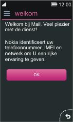 Nokia Asha 311 - E-mail - e-mail instellen: POP3 - Stap 4