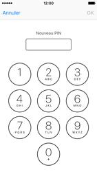 Apple iPhone SE - Sécuriser votre mobile - Personnaliser le code PIN de votre carte SIM - Étape 8