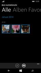 Microsoft Lumia 640 - E-Mail - E-Mail versenden - Schritt 10
