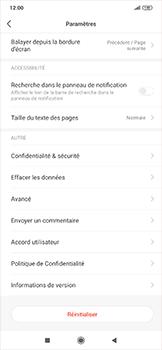 Xiaomi RedMi Note 7 - Internet et roaming de données - Configuration manuelle - Étape 21