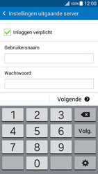 Samsung G530FZ Galaxy Grand Prime - E-mail - handmatig instellen - Stap 14