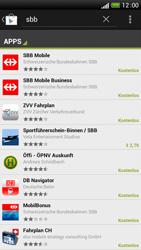 HTC One S - Apps - Installieren von Apps - Schritt 21
