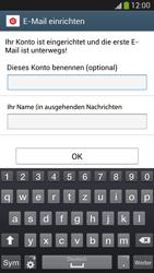 Samsung Galaxy S 4 Active - E-Mail - Manuelle Konfiguration - Schritt 18