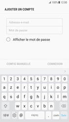 Samsung Galaxy S7 - Android N - E-mail - configuration manuelle - Étape 6