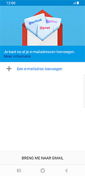 Samsung galaxy-s8-sm-g950f-android-pie - E-mail - 032a. Email wizard - Gmail - Stap 6