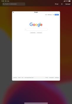 Apple iPad Pro 11 inch 2nd generation (2020) (Model A2230) - Internet - Hoe te internetten - Stap 14