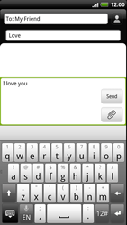 HTC Z715e Sensation XE - MMS - Sending pictures - Step 8