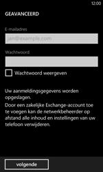Nokia Lumia 620 - E-mail - Handmatig instellen - Stap 7