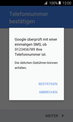 Samsung Galaxy Xcover 3 VE - Apps - Konto anlegen und einrichten - 9 / 22