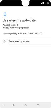 Wiko View 2 - Toestel - Software update - Stap 9