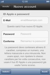 Apple iPhone 3GS - Applicazioni - Configurazione del negozio applicazioni - Fase 8