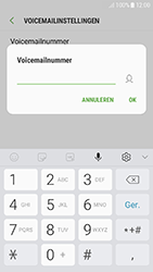 Samsung galaxy-j5-2017-sm-j530f-android-oreo - Voicemail - Handmatig instellen - Stap 9