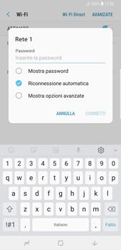 Samsung Galaxy Note9 - WiFi - Configurazione WiFi - Fase 8