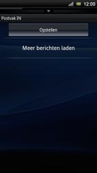Sony Ericsson MT11i Xperia Neo V - E-mail - handmatig instellen - Stap 4