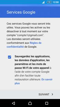 Sony Xperia Z5 Premium (E6853) - E-mail - Configuration manuelle (gmail) - Étape 15
