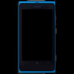Nokia Lumia 800 - SIM-Karte - Einlegen - Schritt 8