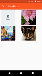 Sony Xperia XA2 - MMS - Afbeeldingen verzenden - Stap 11