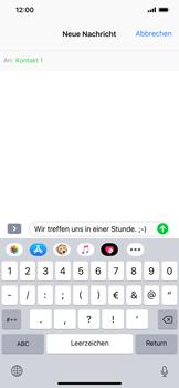 Apple iPhone XS Max - MMS - Erstellen und senden - 11 / 18