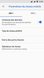 Nokia 3 - Android Oreo - Internet - Désactiver du roaming de données - Étape 6