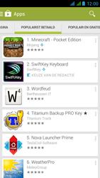 Fairphone Fairphone 1 - Applicaties - Downloaden - Stap 8