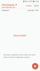 Samsung J510 Galaxy J5 (2016) DualSim - E-Mail - E-Mail versenden - Schritt 5