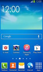 Samsung S7275 Galaxy Ace 3 - Voicemail - handmatig instellen - Stap 1