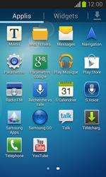Samsung I8260 Galaxy Core - SMS - Configuration manuelle - Étape 3