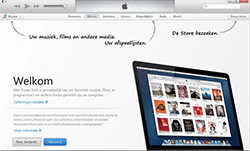 Apple iPhone 4 iOS 7 - software - pc suite installeren - stap 7