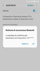 Samsung Galaxy S7 - Android N - Bluetooth - Collegamento dei dispositivi - Fase 8