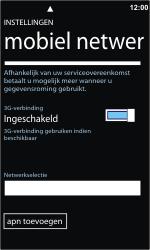 Nokia Lumia 800 - MMS - handmatig instellen - Stap 7