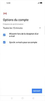 Oppo Find X2 Neo - E-mails - Ajouter ou modifier un compte e-mail - Étape 19