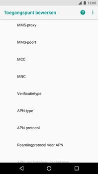Huawei Nexus 6P - Android Oreo - Internet - Handmatig instellen - Stap 12