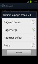 Samsung Galaxy S II - Internet et roaming de données - Configuration manuelle - Étape 21