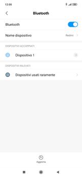Xiaomi RedMi Note 7 - Bluetooth - Collegamento dei dispositivi - Fase 9