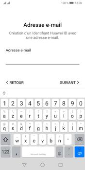 Huawei Y5P - Applications - Créer un compte - Étape 14