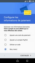 Sony Xperia XA - Applications - Configuration de votre store d