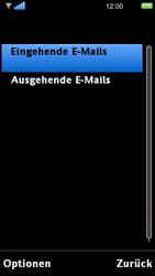 Sony Ericsson U5i Vivaz - E-Mail - Konto einrichten - Schritt 17