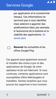 OnePlus 3 - Applications - Créer un compte - Étape 20