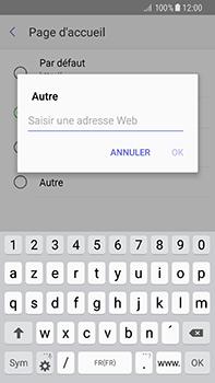 Samsung Galaxy A8 - Internet et roaming de données - Configuration manuelle - Étape 25
