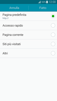 Samsung Galaxy Note 4 - Internet e roaming dati - Configurazione manuale - Fase 22