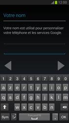 Samsung Galaxy Note 2 - Premiers pas - Créer un compte - Étape 11
