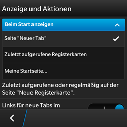 BlackBerry Q5 - Internet - Apn-Einstellungen - 18 / 22