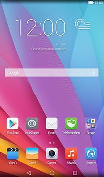 Huawei MediaPad T1 - Bluetooth - Koppelen met ander apparaat - Stap 2