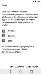 LG G5 SE (H840) - Android Nougat - E-Mail - Konto einrichten - Schritt 19