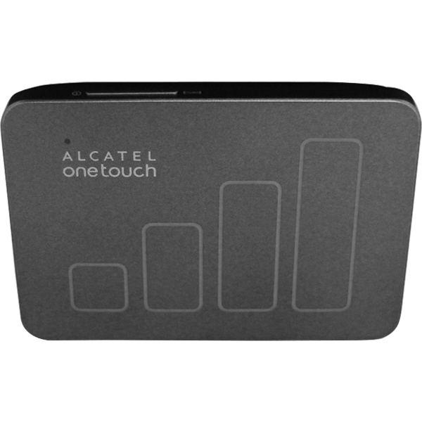 Alcatel MiFi Y900 - Getting started - Connect the modem with your PC or laptop - Step 3