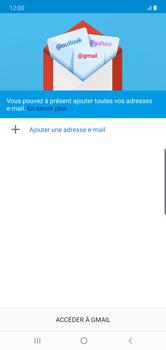 Samsung Galaxy Note10 Plus - E-mail - Configuration manuelle - Étape 7