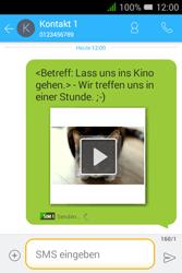 Alcatel Pixi 3 (3.5) - MMS - Erstellen und senden - 19 / 19